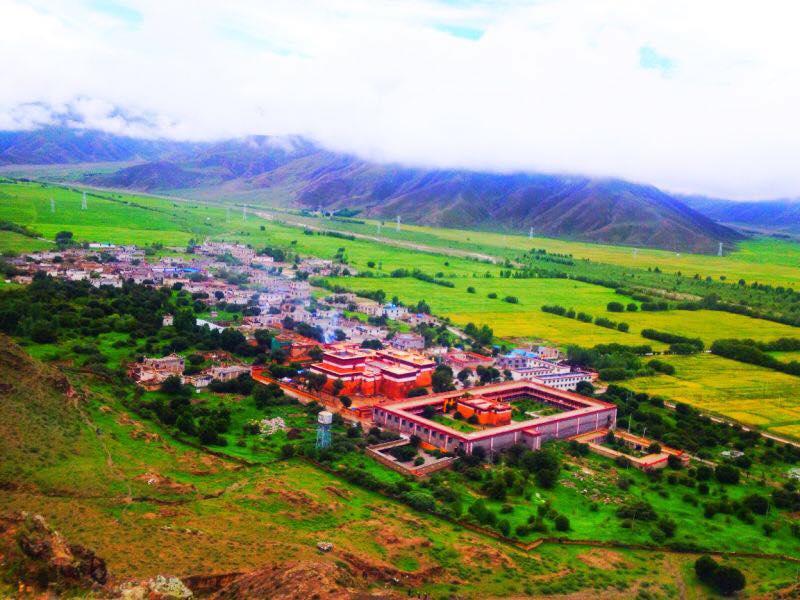 gonkar-choede-tibet