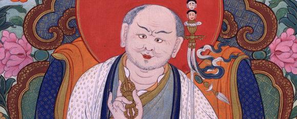 Buddha within, layman without: Drakpa Gyaltsen's brief biography