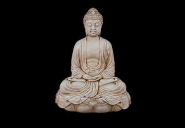 portada postura de meditación