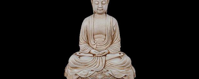 Siéntate como un Buda: 7 puntos para la postura de meditación correcta