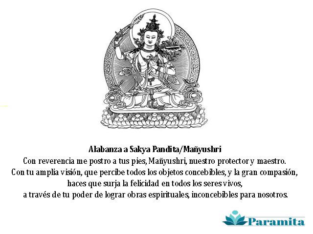 oracion-manyushri-sakya-pandita
