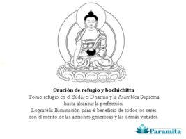 oracion-refugio-budista