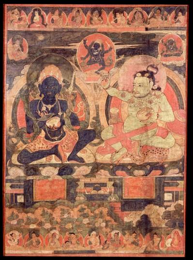 Vajra Nairatmya y Virupa