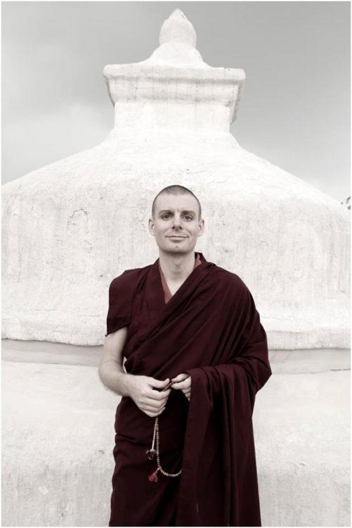 lama rinchen gyaltsen budismo