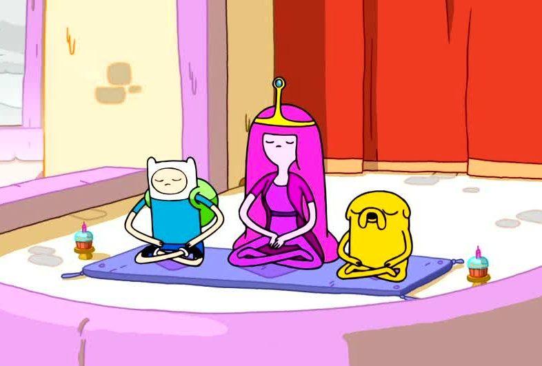 meditacion inteligencia emocional hora de aventuras