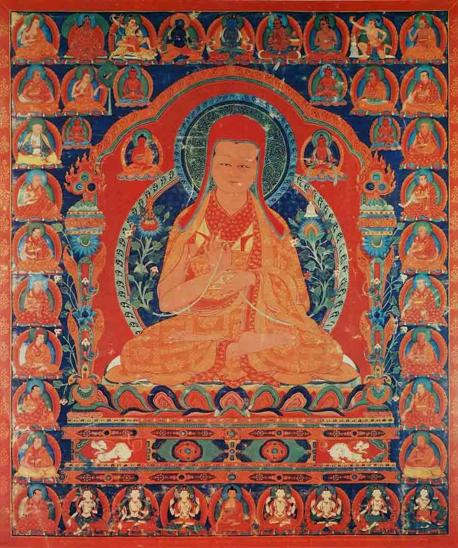Chogyal Phagpa Ngor