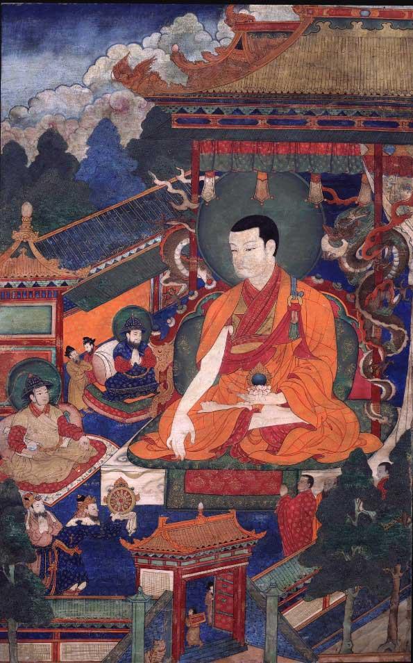 Chogyal Phagpa Kublai Khan