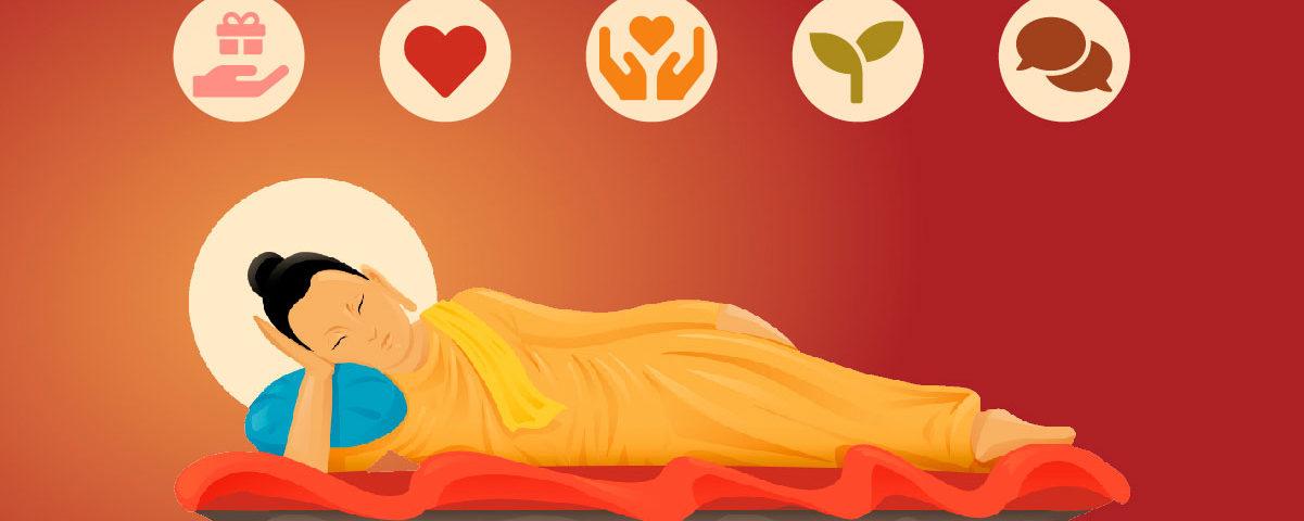Miedo a morir: 5 consejos budistas para superarlo