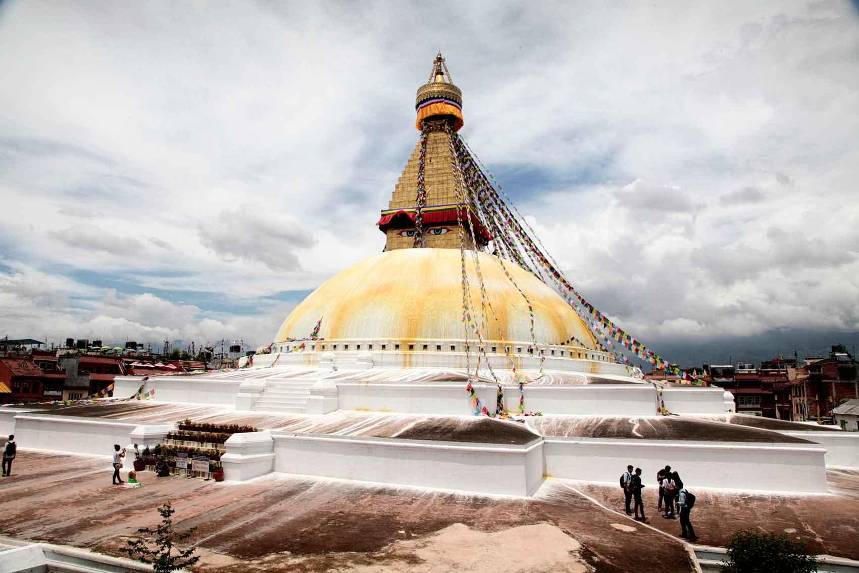estupa boudhanath